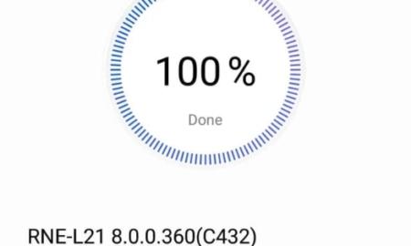 Huawei Mate 10 Lite update